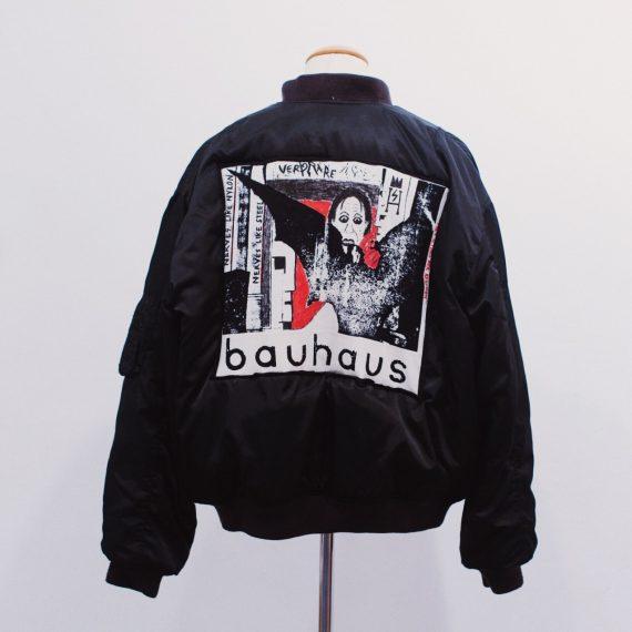 VERY RARE Bauhaus bomber jacket - by sven harambasic