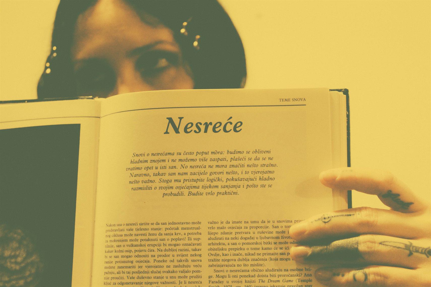 Chelsea Wolfe, VEX by Sven Harambasic, shot in Rijeka for VERY RARE